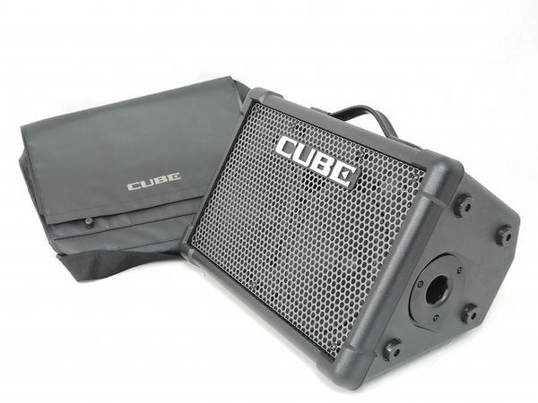 Roland ローランド Cube Street EX ギター アンプ バッテリー 電池式
