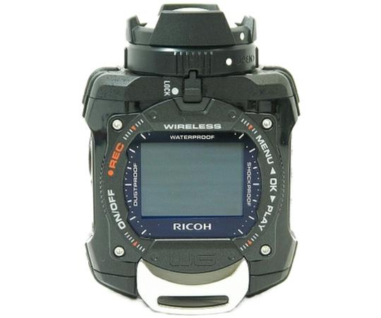 RICOH リコーイメージング WG-M1 防水アクションカメラ ブラック