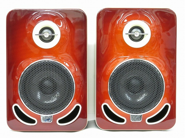Gibson Les Paul Reference Monitors GSLP4 LP4CJA Cherry アクティブスピーカー ペア