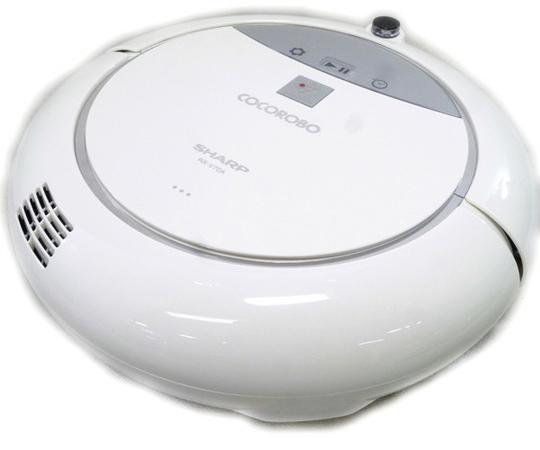 SHARP シャープ COCOROBO ココロボ RX-V70A-W ロボット 掃除機 ホワイト系