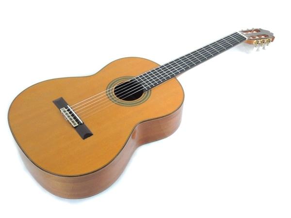 Juan Hernandez Sonata 2013 クラシック ギター ケース付き 弦楽器