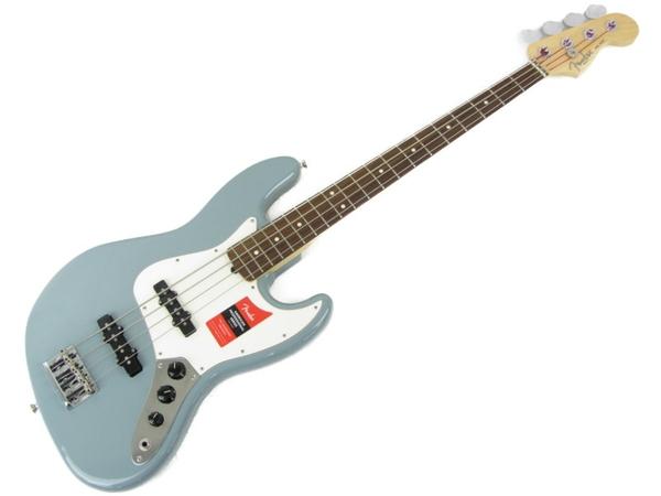 Fender USA American Professional JAZZBASS Sonic Gray エレキベース ジャズベース ケース付き