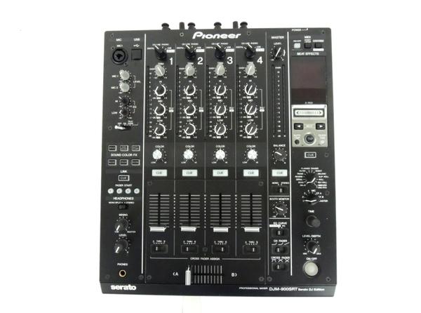 Pioneer パイオニア  DJM-900SRT DJミキサー 4チャンネル