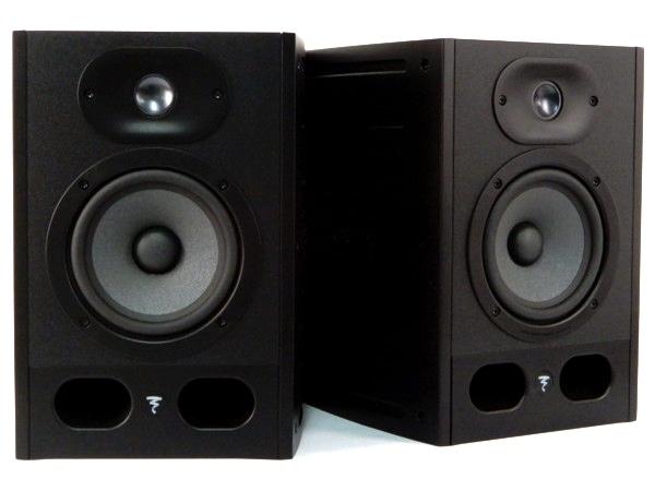 FOCAL フォーカル ALPHA 50 パワード スタジオ モニター スピーカー ペア オーディオ 機器