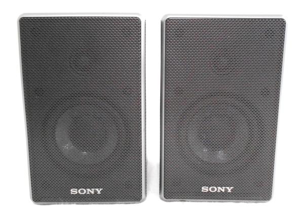 SONY ホームシアターシステム HT-ZR5 スピーカー ブラック系