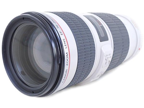 Canon キヤノン EF70-200mm F4L IS USM EF70-20040LIS カメラレンズ ズーム