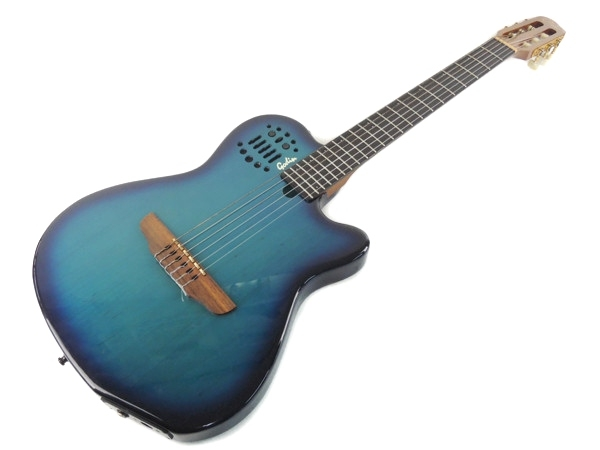 Godin Multiac Nylon エレガット ギター 弦楽器