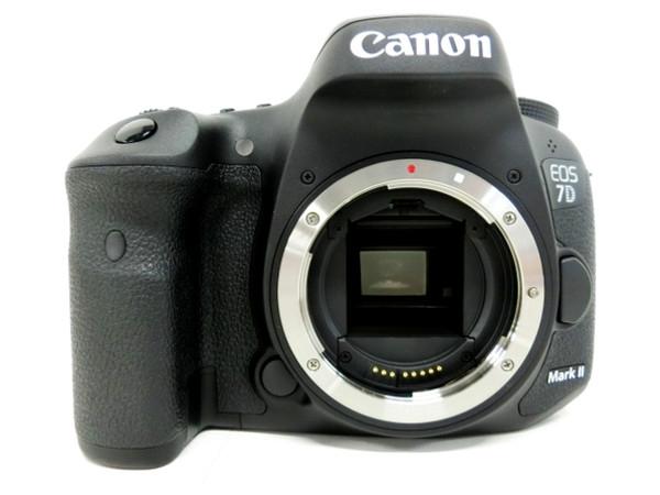 Canon キヤノン EOS 7D MarkII カメラ デジタル一眼レフ ボディ