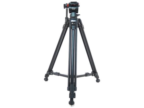 SLIK DAIWA 業務用 ビデオ 三脚 3段 全高1508mm DST-53 撮影 機材