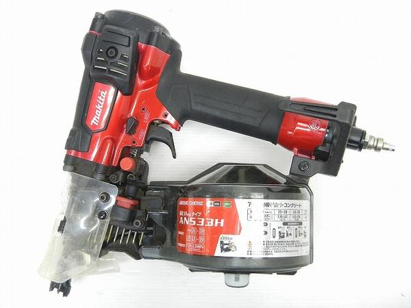 MAKITA AN533H 50mm高圧エア釘打