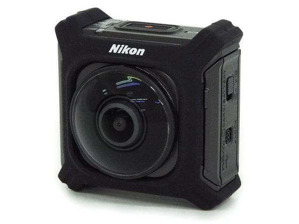 Nikon KeyMission 360 アクション カメラ 360° 4K UHD デジタル