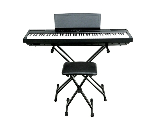 Roland ローランド 電子ピアノ FP-30 88鍵盤 スタンド 椅子セット ペダル付 Piano Digital ブラック
