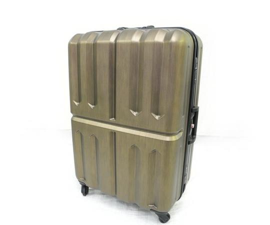 SPALDING スポルディング スーツケース キャリーケース TSA002 鍵付き