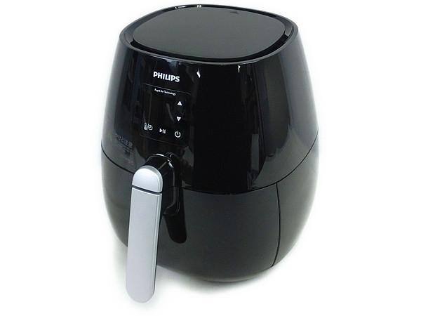PHILIPS フィリップス ノンフライヤー プラス HD9530/22 調理道具 ブラック