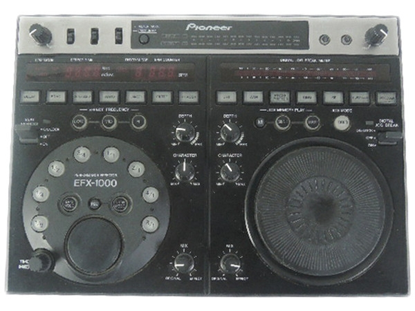 PIONEER パイオニア プロフェッショナルDJエフェクター EFX-1000