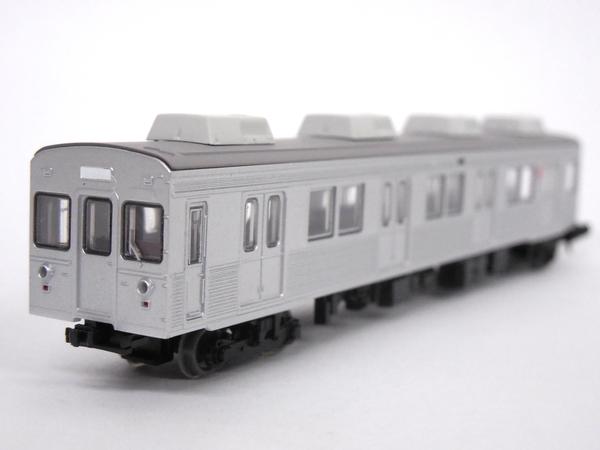 TOMYTEC トミーテック 鉄コレ東京急行電鉄 8000系 基本 4両セット Nゲージ 1/150