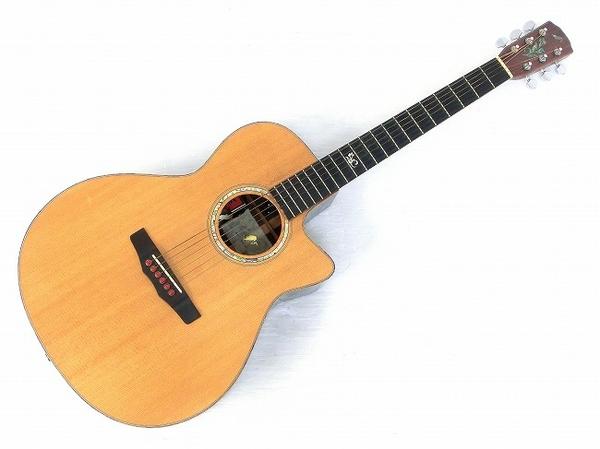 Morris モーリス アコースティックギター S-102III 藤村政明氏制作 フィンガーピッキング エレアコ
