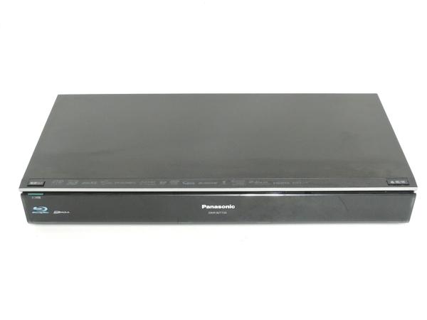 Panasonic パナソニック スマート DIGA DMR-BZT720-K BD ブルーレイ レコーダー 500GB