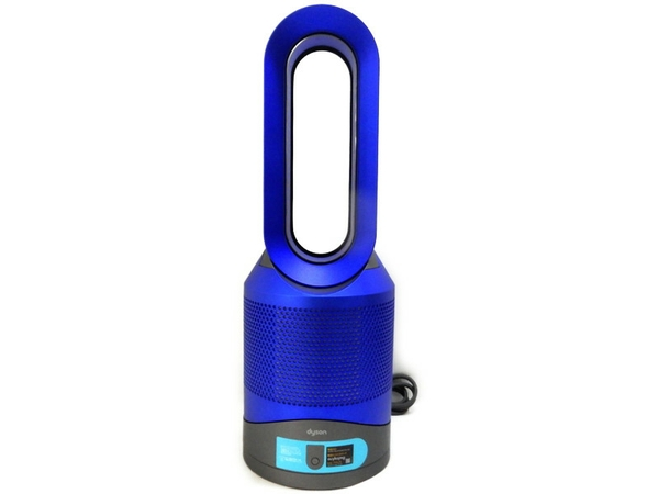 Dyson ダイソン Pure Hot+Cool Link HP02IB 空気清浄機能付 ファンヒーター アイアン/ブルー