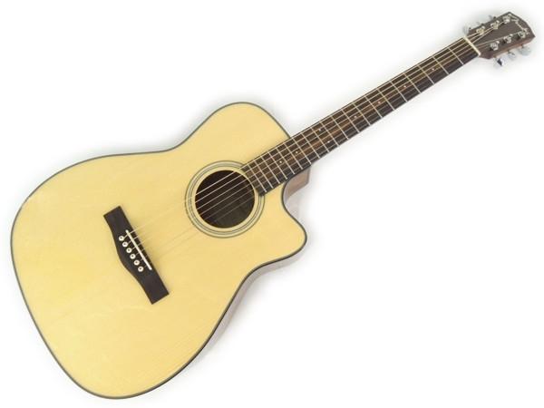 Fender フェンダー CF-140SCE Natural エレアコ