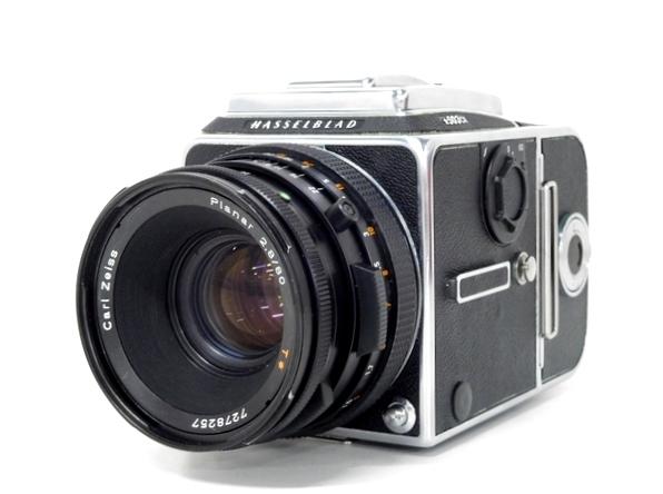 Hasselblad ハッセルブラッド 503CX 中判 カメラ Planar 80mm 2.8 T* A12