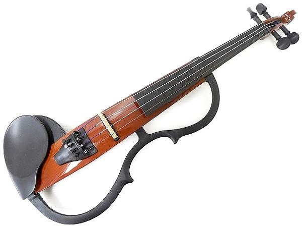 YAMAHA ヤマハ SV-130 BR サイレント バイオリン 4/4 ブラウン